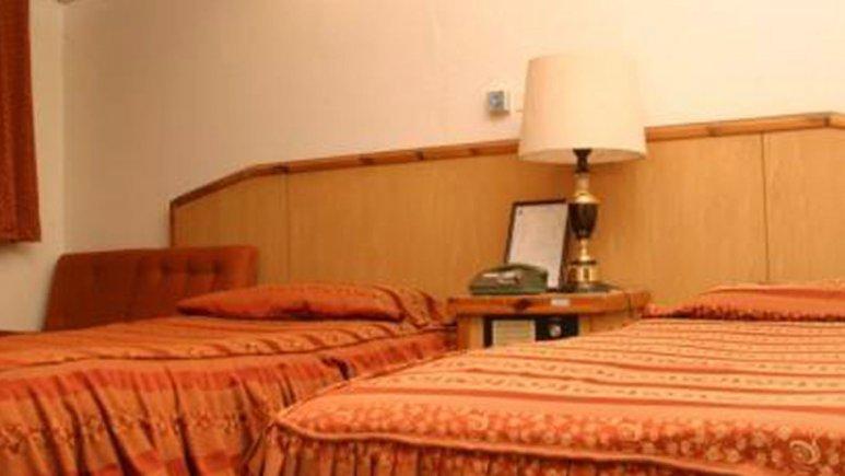 اتاق دوتخته تویین هتل دلوار
