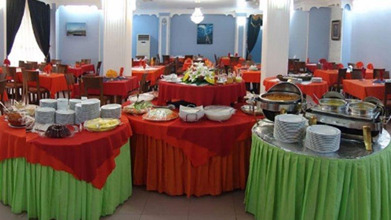 هتل جهانگردی دلوار بندر بوشهر رستوران 2