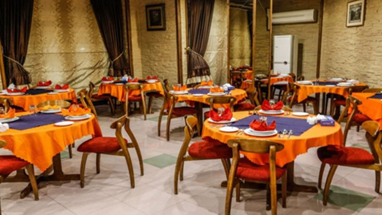 هتل جهانگردی دلوار بندر بوشهر رستوران 1