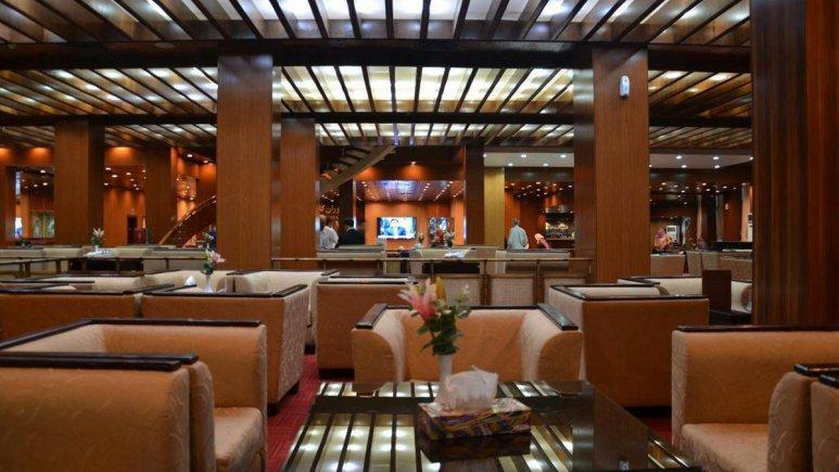 هتل پارس اهواز لابی 1