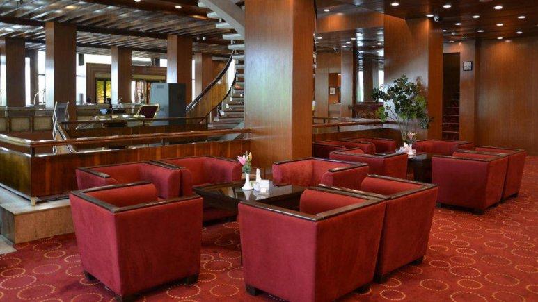 هتل پارس اهواز لابی 2