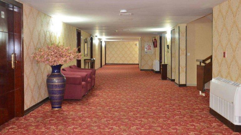 هتل پارس اهواز فضای داخلی هتل