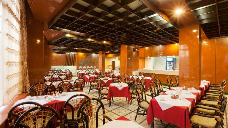هتل پارس اهواز رستوران