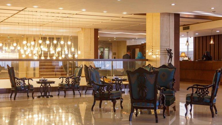 هتل سی نور مشهد لابی 1