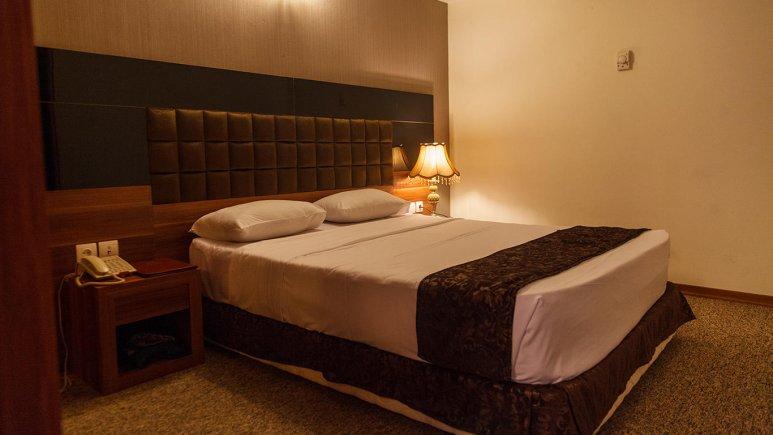 هتل سی نور مشهد اتاق دو تخته دابل 1