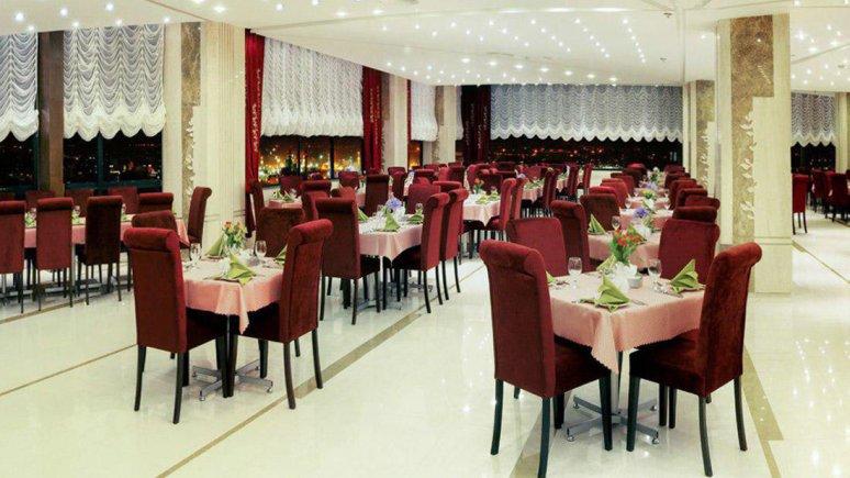 هتل سی نور مشهد رستوران