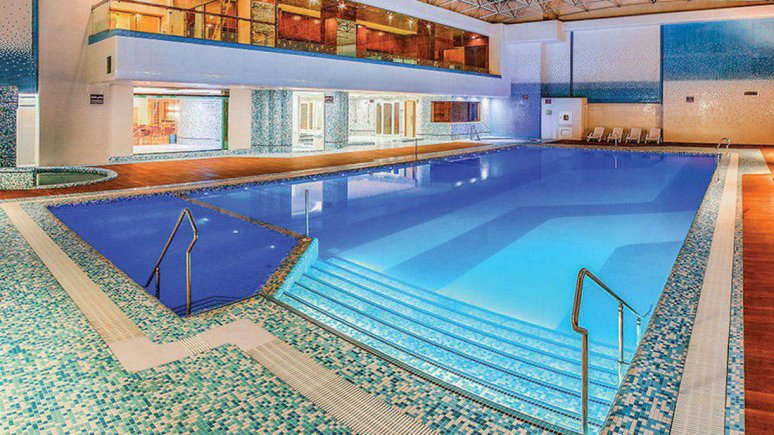 هتل سی نور مشهد استخر 1