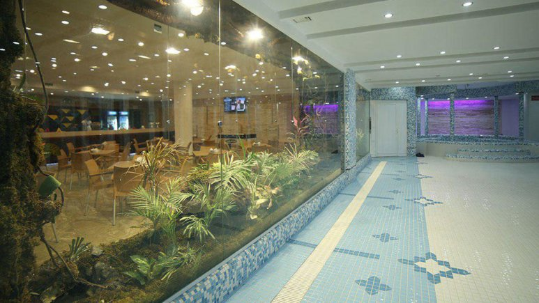 هتل سی نور مشهد استخر 2