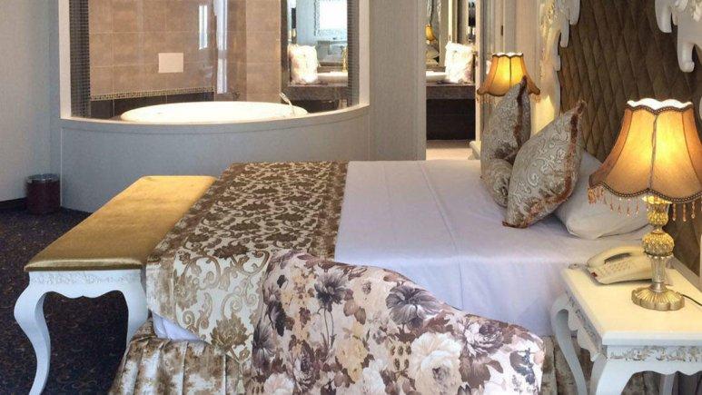 هتل سی نور مشهد سوئیت دو تخته پرزیدنت