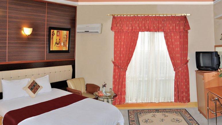 اتاق دو تخته دبل هتل آذین