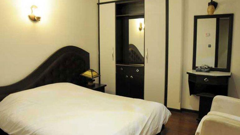 اتاق دو تخته دبل هتل کادوس