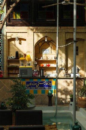 8587 هتل سنتی نیایش شیراز
