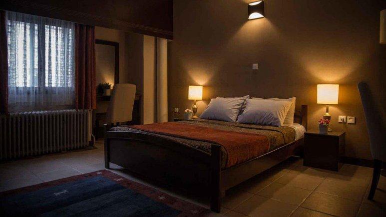 هتل رودکی شیراز اتاق دو تخته دابل