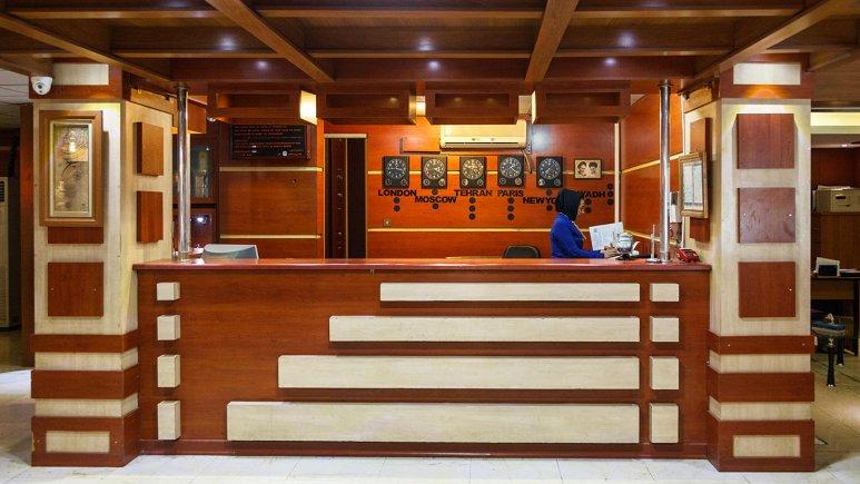 8461 هتل اطلس شیراز