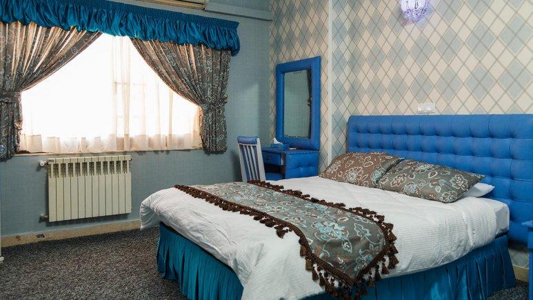 هتل پارسه شیراز اتاق دو تخته دابل 2