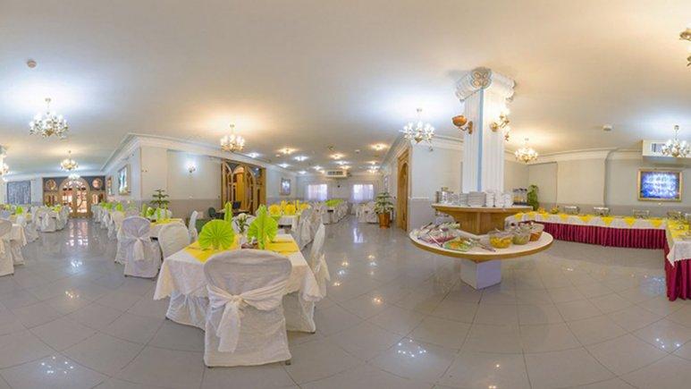 هتل پارسه شیراز رستوران 2