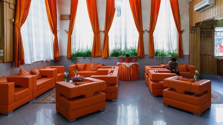 لابی هتل پارسه شیراز