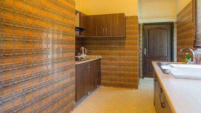 فضای داخلی هتل جهانگردی خزرشهر
