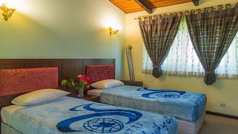 ویلای هتل جهانگردی خزرشهر