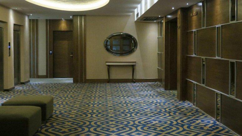 هتل پارسیان آزادی رامسر فضای داخلی هتل