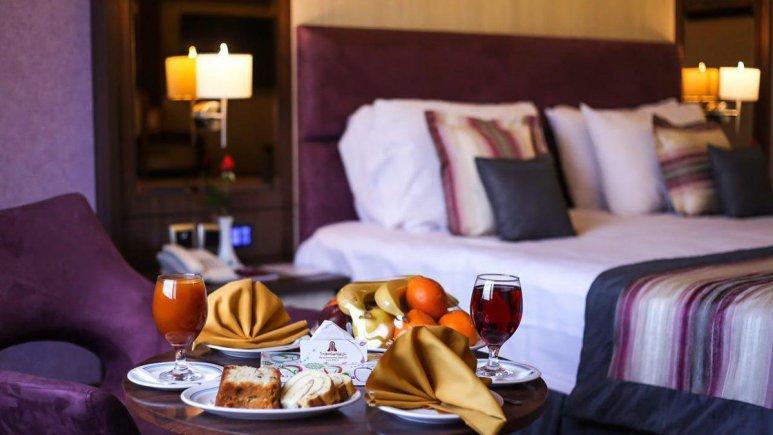 هتل پارسیان آزادی رامسر اتاق دو تخته دابل 4