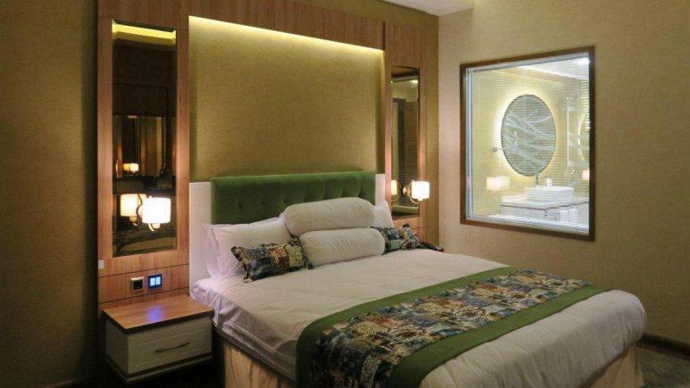 هتل پارسیان آزادی رامسر اتاق دو تخته دابل 6