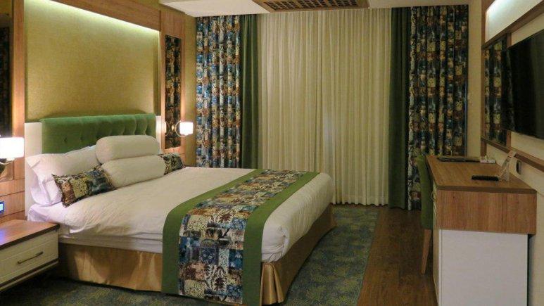 هتل پارسیان آزادی رامسر اتاق دو تخته دابل 7