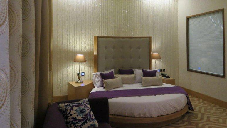 هتل پارسیان آزادی رامسر اتاق دو تخته دابل 8