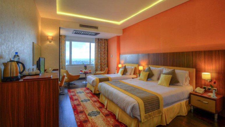 هتل پارسیان آزادی رامسر اتاق سه تخته 1