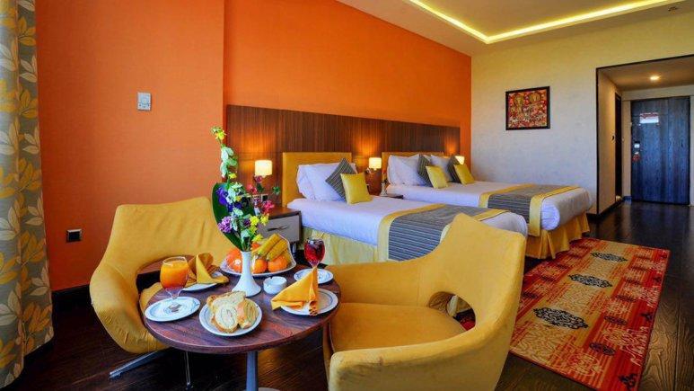هتل پارسیان آزادی رامسر اتاق سه تخته 2