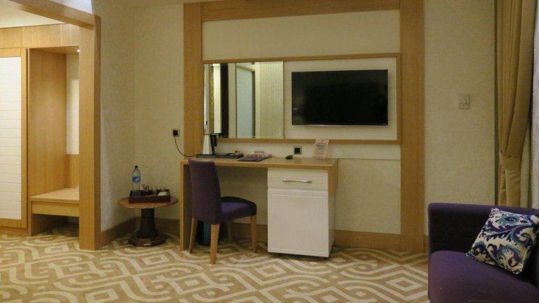 هتل پارسیان آزادی رامسر فضای داخلی اتاق ها 1