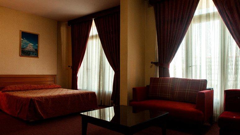 هتل پاسارگاد تهران سوئیت دو تخته