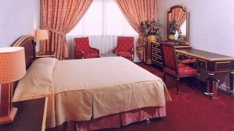 هتل پارس کرمان اتاق دو تخته دابل 1