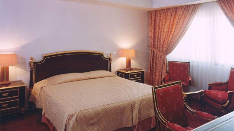 هتل پارس کرمان اتاق دو تخته دابل 2