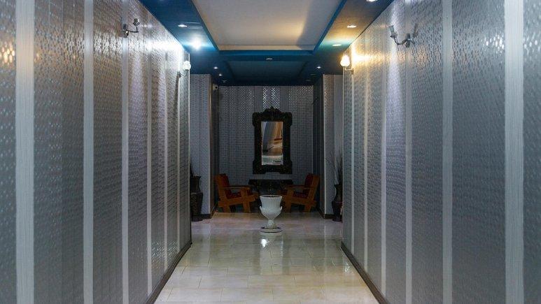 هتل نخل زرین قشم فضای داخلی هتل