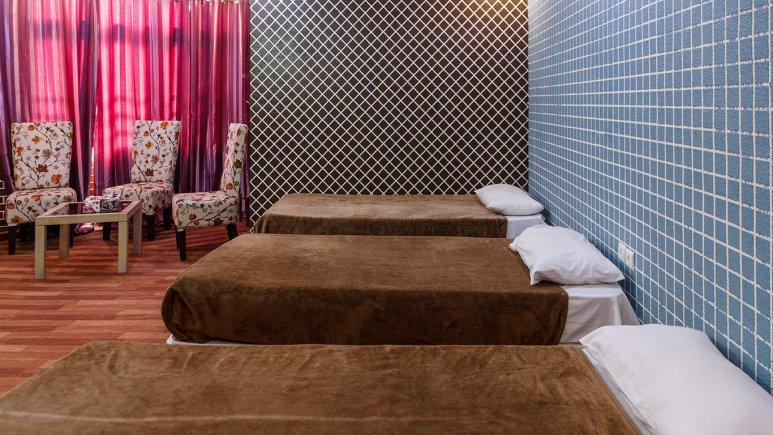 هتل نخل زرین قشم اتاق سه تخته 1
