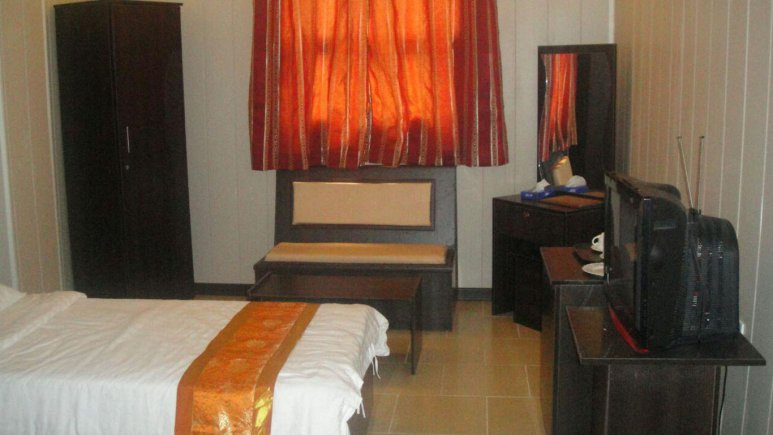 اتاق  هتل آپادانا