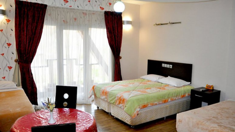 اتاق هتل  کوهستان بیرجند