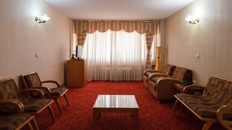 فضای داخلی هتل میگون