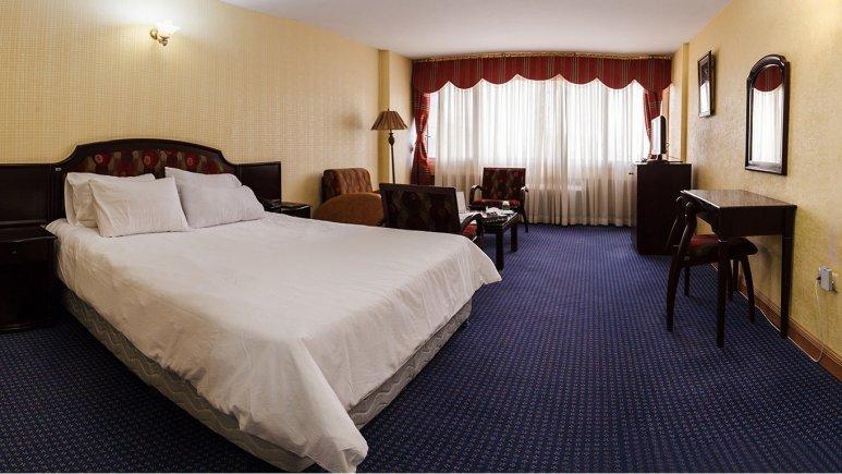 اتاق دو تخته دبل هتل میگون
