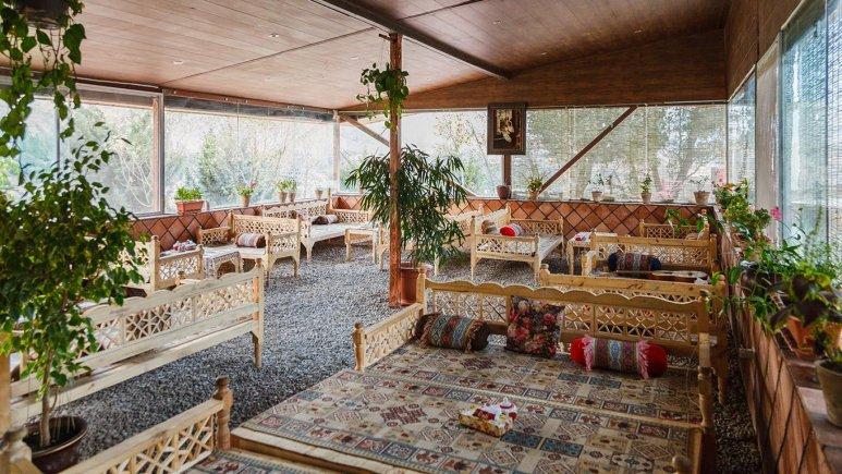 سفره خانه سنتی هتل جهانگردی میگون