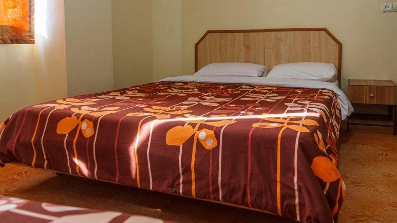 هتل آرام قشم اتاق دو تخته دابل 1