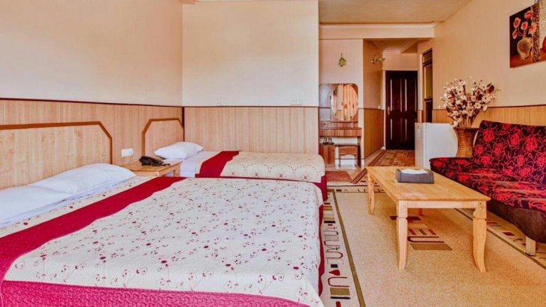 هتل آرام قشم اتاق سه تخته 4