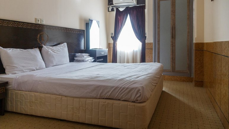 هتل کیمیا 2 قشم فضای داخلی اتاق ها 4