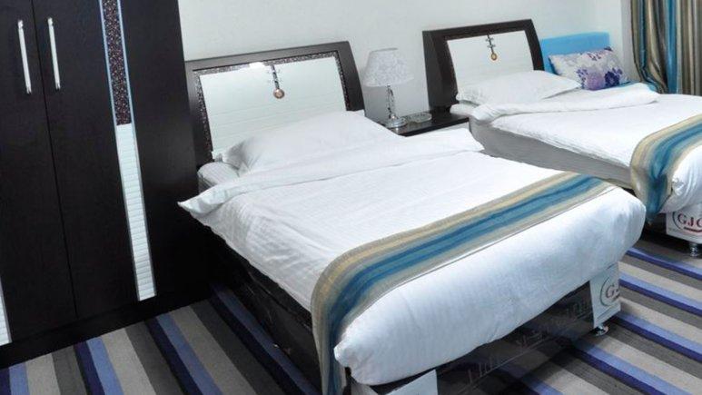 رزرو هتل با تخفیف در قشم | هتل مارینا 1