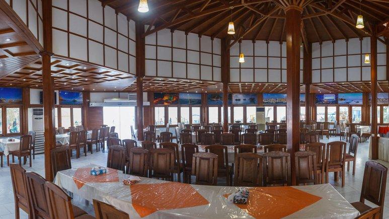 هتل ساحل طلایی قشم رستوران 1