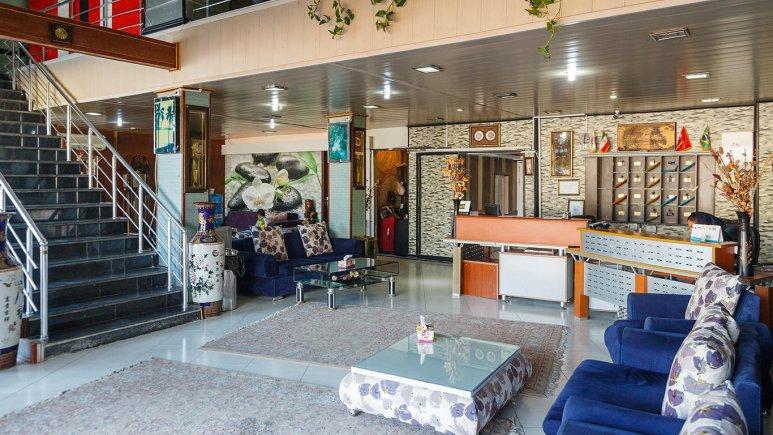 هتل شمس قشم لابی