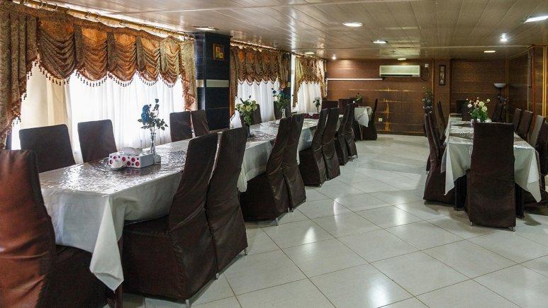 هتل شمس قشم رستوران