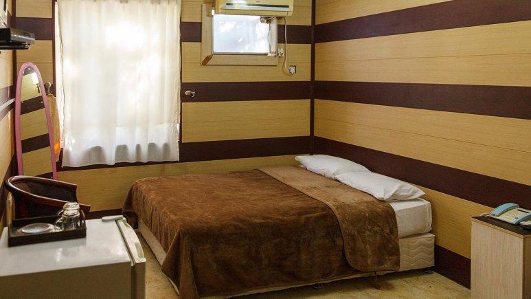 هتل شمس قشم اتاق دو تخته دابل 2