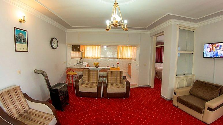 سوییت هتل جهانگردی خوی